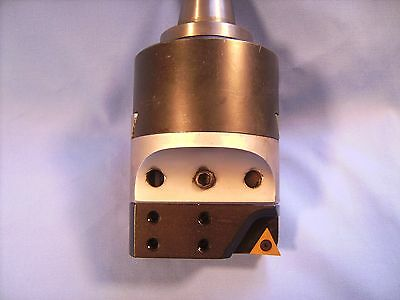 Boring Head Attachment - 3.0   New Product!..Criterion Mill, CNC, Indexable.