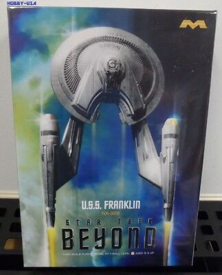 MOEBIUS  975 1/350 Star Trek Beyond: USS Franklin NX326 Starship  MOE975-NEW