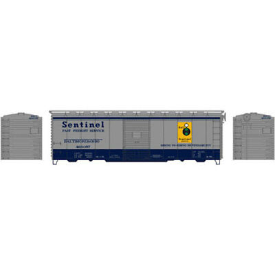 Athearn ATH73523 HO RTR 40' Youngstown Door Box, B&O #466057
