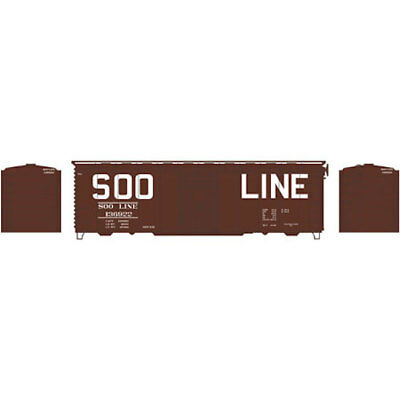 Athearn ATH73531 HO RTR 40' Youngstown Door Box, SOO #136922