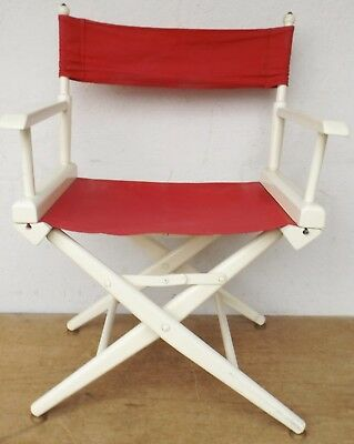 Old Theatre/Folding Chair/Director's Chair 60/70er Vintage Rockabilly no. 1