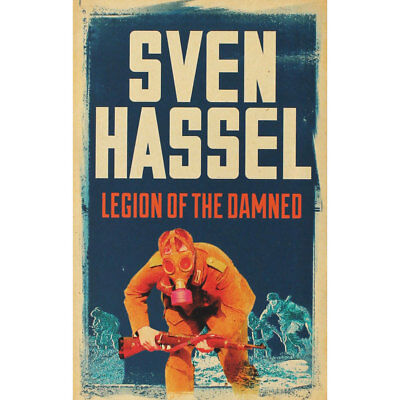 Legion of the Damned by Sven Hassel (Paperback), Fiction Books, Brand New