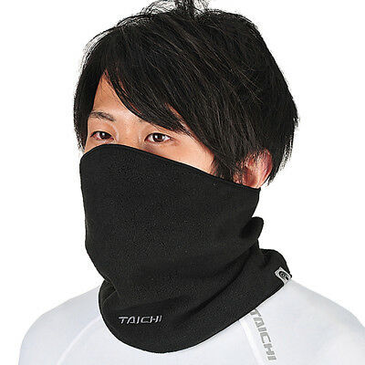 RS Taichi RSX141 H-G Plus Face Mask Black