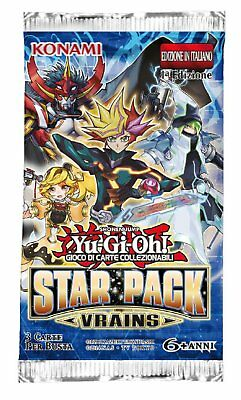 Yu-Gi-Oh! Star Pack: Vrains busta - totalmente in italiano