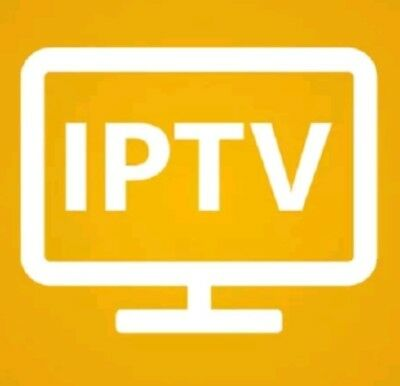 12 Month IPTV Subscription              *SPECIAL OFFER THIS WEEK ONLY*