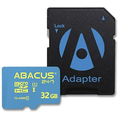 32GB microSD Class 10 UHS-1 High Speed Memory Card for cell phones 32 GB