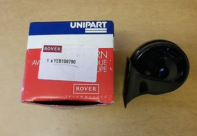 ROVER 25 200 MGZR HORN LOW NOTE (New GENUINE ROVER ) YEB100790