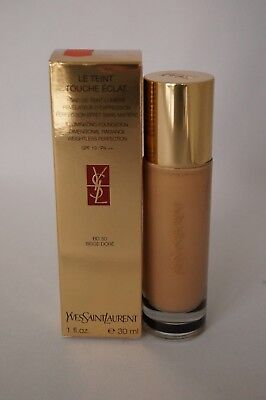 Ysl - Le Teint Touche Éclat - Illuminating Foundation 30Ml _ Beige Doré *#82-6-4