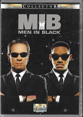 DVD Men in Black WILL SMITH - TOMMY LEE JONES  Occasion