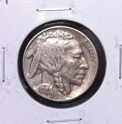 ~1929-S Buffalo Nickel~