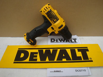 Brand New Dewalt Xr Dcd710 10.8V Drill Driver Bare Unit