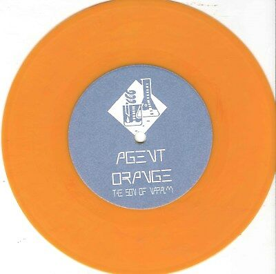 "agent orange 8 - DDT- 7"" - NEUWARE"