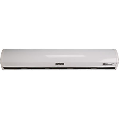 Strongway Air Door Curtain - 60in., 2/3HP, 120 Volts, 1283 CFM, 2 Speed