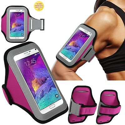 MYBAT Armband for Samsung Phone Case Cover Jogging Running Exercise HOT PINK 262