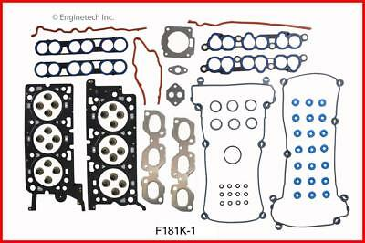 Full Gasket Set   EngineTech  F181K-1   Ford 3.0L  Duratec  1996 - 1998