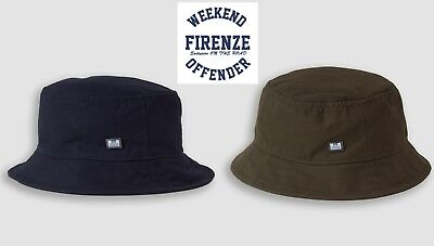 Sconto 10% Weekend Offender Cappello Pescatore King Tg. Unica Cotone Bucket  Hat ca6147b22454