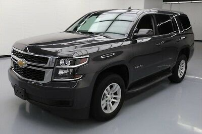 Chevrolet Tahoe LT Texas Direct Auto 2015 LT Used 5.3L V8 16V Automatic 4X4 SUV Bose