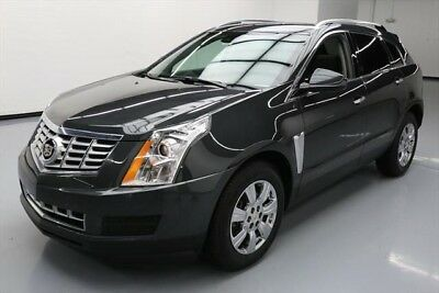 Cadillac SRX Luxury Collection Texas Direct Auto 2016 Luxury Collection Used 3.6L V6 24V Automatic AWD SUV Bose