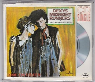 "Dexys Midnight Runners - Come On Eileen - 3 Inch 3"" Single Cd © 1982"