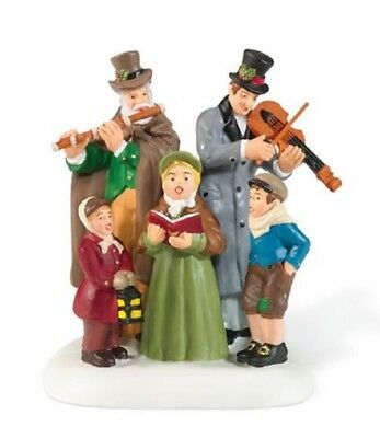 Department 56 Dickens Village Christmas Carolers Accessory Figurine 807230 New