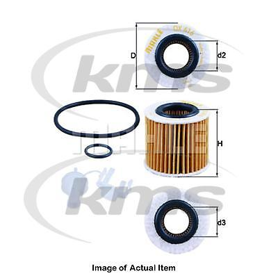 New Genuine MAHLE Engine Oil Filter OX 416D2 Top German Quality