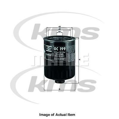 New Genuine MAHLE Engine Oil Filter OC 199 Top German Quality