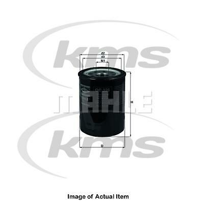 New Genuine MAHLE Engine Oil Filter OC 326 Top German Quality