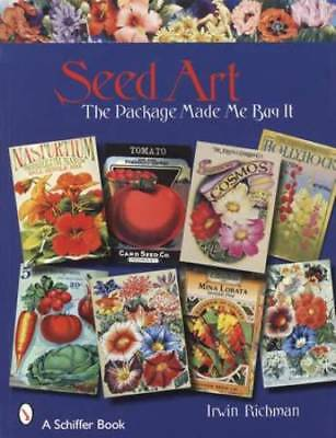 Vintage Seed Litho Advertising Collector Ref Guide Catalogs & Packets