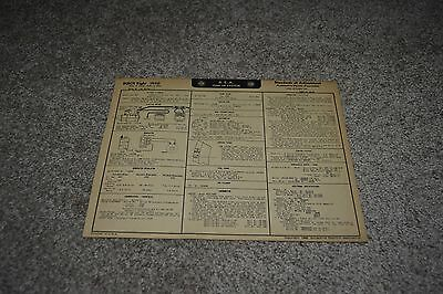 1953 buick special tune up & wiring diagram sheet series 40 $5 00 buick rendezvous wiring-diagram 1950 buick series 40 special 50 super tune up info & wiring diagram