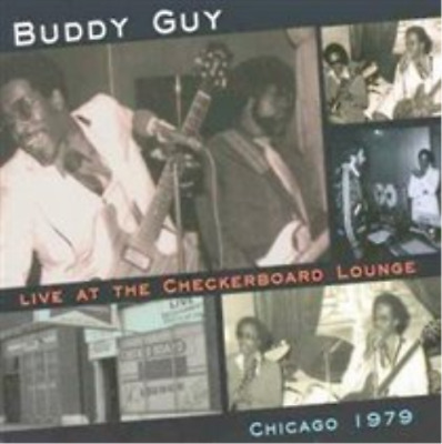 Live At The Checkerboard Lounge Chicago 1981