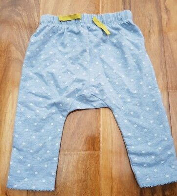 Mini Boden Baby Girls Quality cotton bottoms. Size 6-12 months. BRAND NEW.
