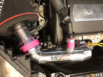 Vauxhall Corsa E Vxr Induction Kit Corsa E 1.6 Induction Kit. In Red