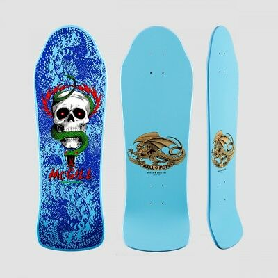Powell Peralta Skateboard Deck Mike McGill 10th Series Reissue Bones Brigade