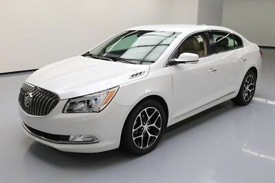 Buick Lacrosse Sport Touring Texas Direct Auto 2016 Sport Touring Used 3.6L V6 24V Automatic FWD Sedan Bose