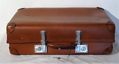 antique suitcase - Engl. Oldtimer Koffer Koffer Expanding Revelation Luggage