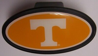 "Trailer Hitch Cover NCAA Tennessee Volunteers NEW 2"" recexiver"