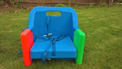 Fold-up Booster Seat