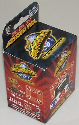 RED ACCESSORY PACK Monsterpocalypse New in box