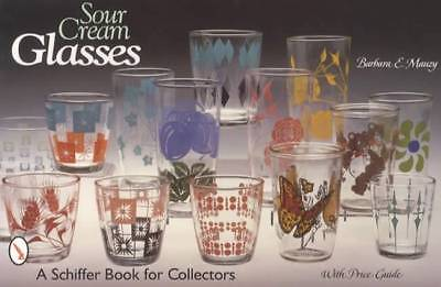 Vintage Sour Cream Glasses Collector ID Guide w Pattern Names Prices & More