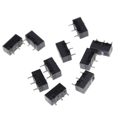 5PCS Micro Switch Microswitch For OMRON D2FC-F-7N Mouse D2F-J Microswitch E&F