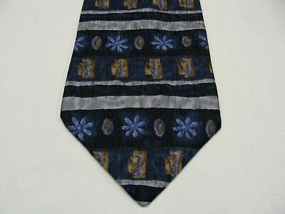 Cocktail Collection - Vintage - Made In Usa - 100 Silk Neck Tie!
