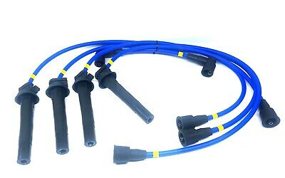 1986-93 MA70 Magnecor 8 mm Ignition HT Leads Wires Cable TOYOTA SUPRA 3.0i 24 V