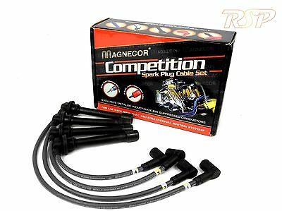 """Magnecor 7mm Ignition HT Leads/wire/cable VW Golf VR6 2.8 1991-1994 AAA  22"""" c/l"""