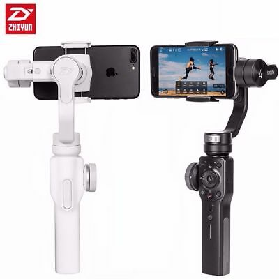 Zhiyun-Tech Smooth-4 Smartphone Gimbal Born for Mobile Filmmakers Black/White