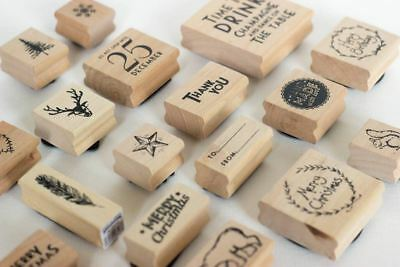East of India Rubber Stamps Christmas Weddings Gift Tags & Special Occasions