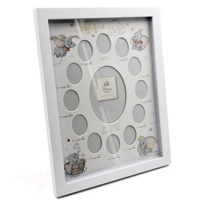 DISNEY BABY 12 MONTH PHOTO FRAME MY FIRST YEAR DI418 (Dumbo)
