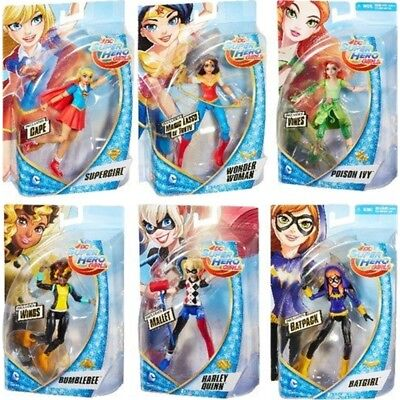 One Dc Super Hero Girl Action Figure - Girls 6inch 15cm New Wonder Woman