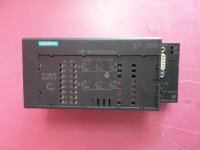 Siemens Simatic S7 Digital OUT 6ES7 132-1BH00-0XB0 E: 03