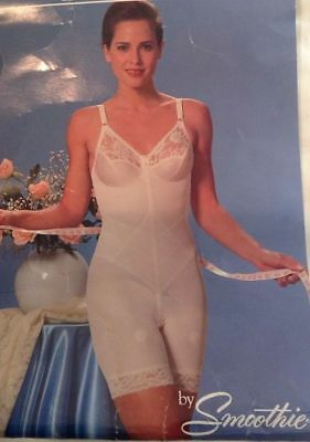 Vintage Smoothie all-in-one girdle w/legs