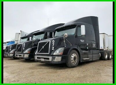 2011 Volvo 997 Semi Truck Sleeper Cab Cummins *3 Available* Road Tractor Trailer